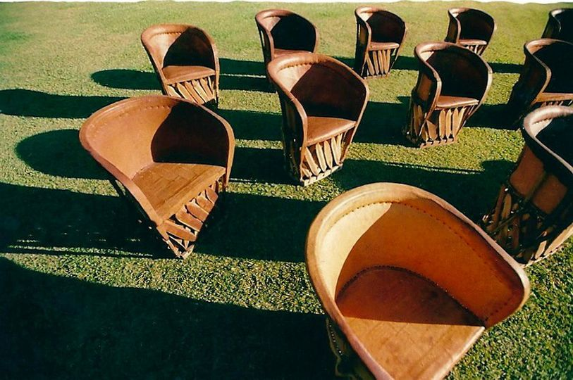 Equipales Chairs / Ceremony Seating
