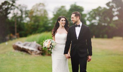 The wedding of Viktor and Anna