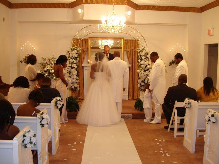 London Wedding Chapel Wedding