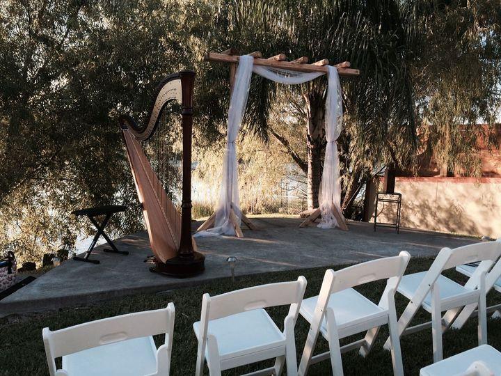 an intimate wedding ceremony in Galveston