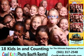 Cool Kats Photo Booth Rental