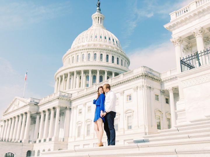 Capitol Building engagement