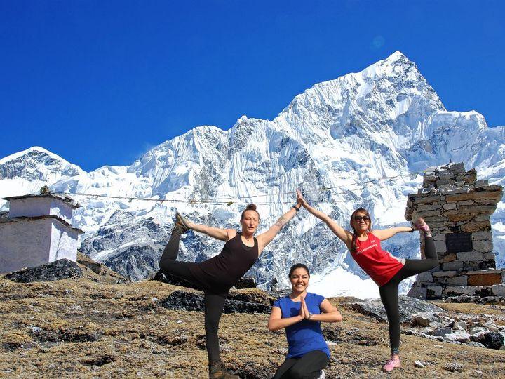 Tmx Everest Base Camp Yoga Trek 1 51 1046513 California, MD wedding travel