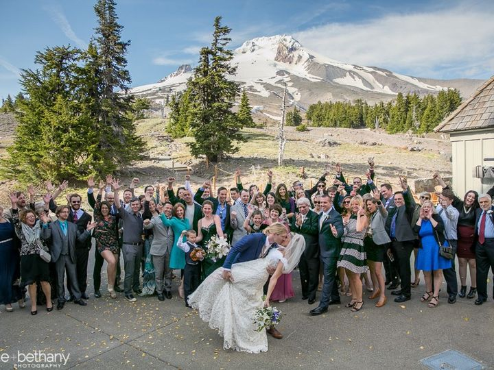 Tmx 18 Timberline Lodge Mt Hood Wedding Photos 51 156513 1568830398 Government Camp, OR wedding venue