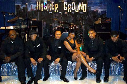 Since the summer of 2000 the Higher Ground Band has been bringing a party style performance to...