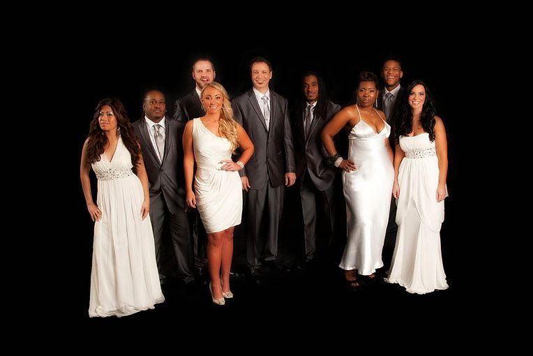 The Celebrity Allstar Band perform a tight, dynamic and excitingly powerful 3 hour non stop show....