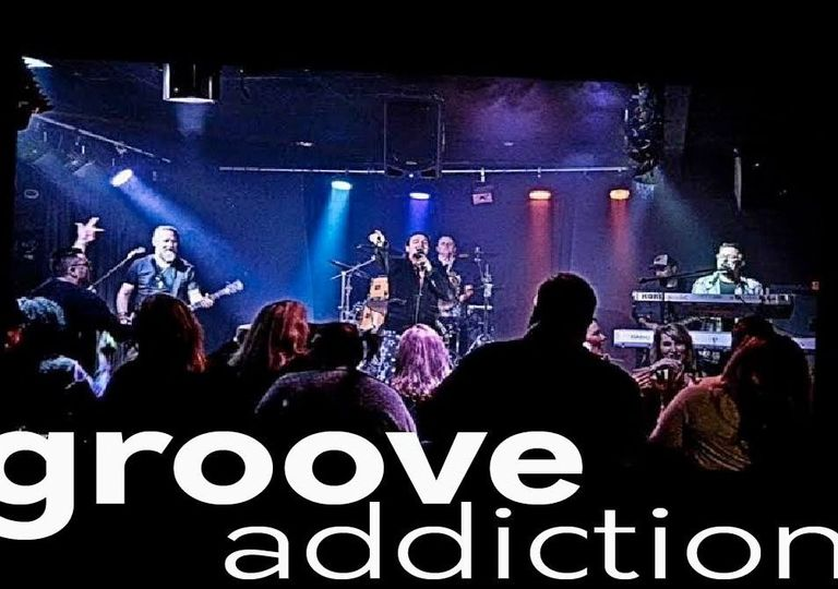 The Groove Addiction Band has a unique, signature sound that features tight vocal harmonies,...