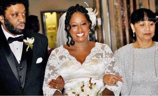 Bride Mom & Dad