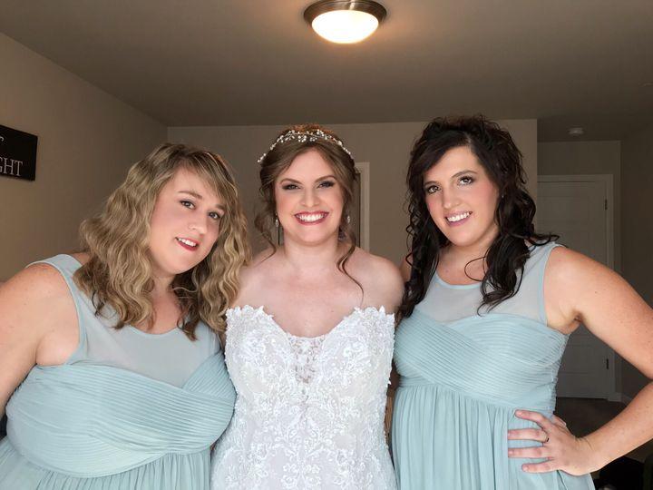 Tmx Bride And Two Maids 51 1276513 159893805652887 Seattle, WA wedding beauty