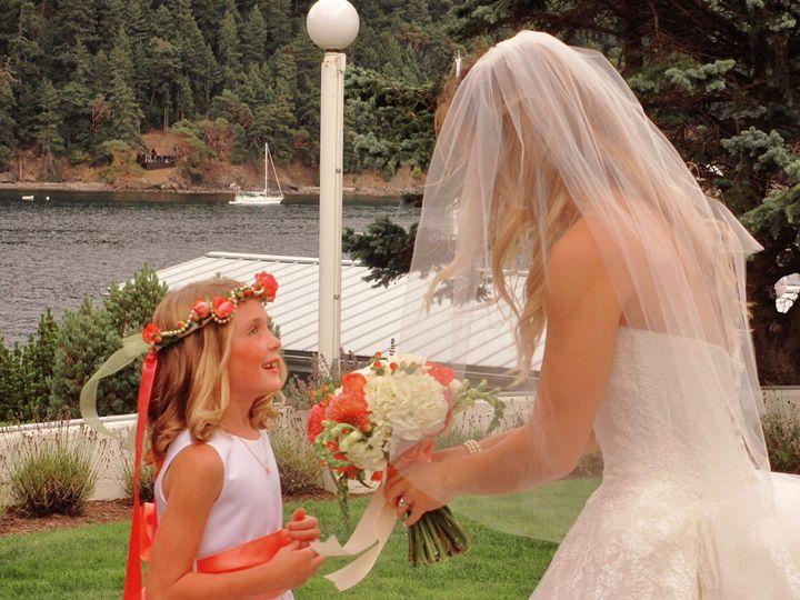 Tmx Bride Giving Flower Girl Bouquet 51 1276513 159927693244199 Seattle, WA wedding beauty