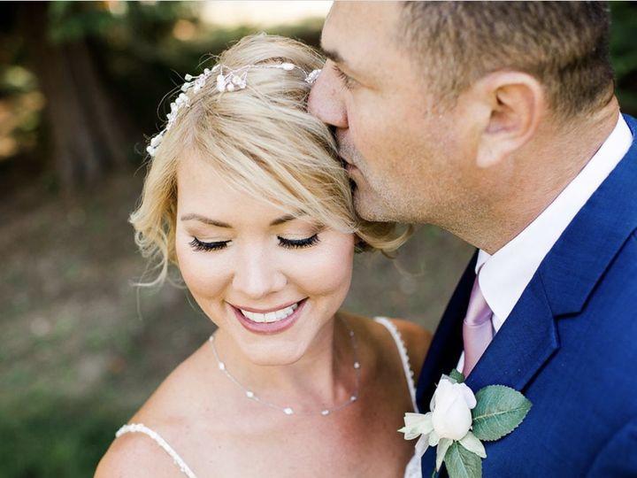 Tmx Close Up Hubby Kiss Linzi 51 1276513 159825144962100 Seattle, WA wedding beauty
