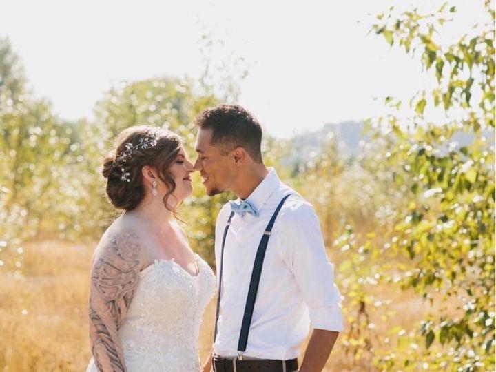 Tmx Janell And Huby Steal Kiss 51 1276513 159979497515234 Seattle, WA wedding beauty