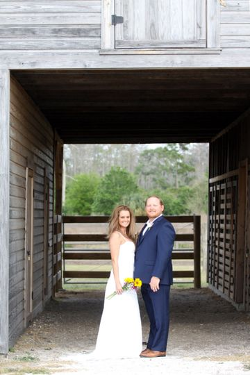 Barn Wedding at the Historic Barn at Pioneer Village at Shingle Creek