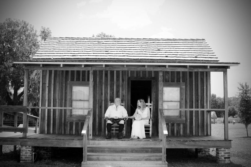 Historic Home Wedding at Pioneer Village at Shingle Creek