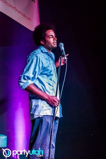 Laugh Staff Comedian Curtis Cook - Seatte