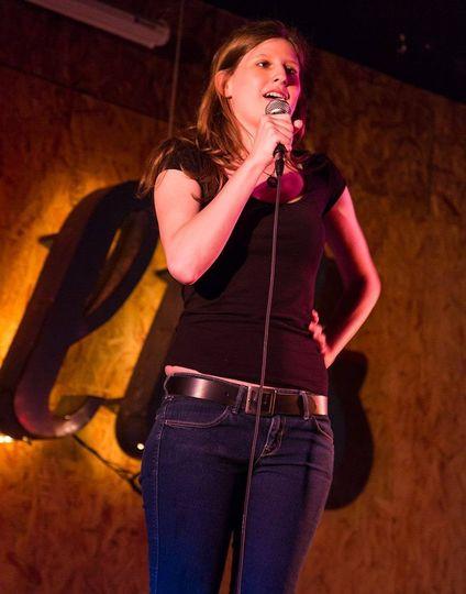 Laugh Staff Comedian Kali Fencl - Cleveland