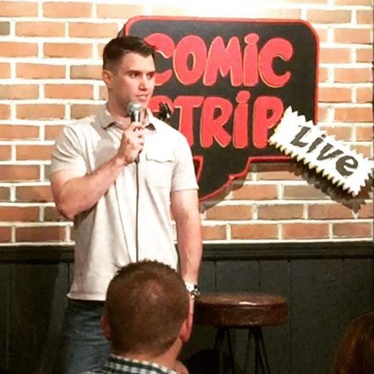 Laugh Staff Comedian Cameron Amigo - NYC