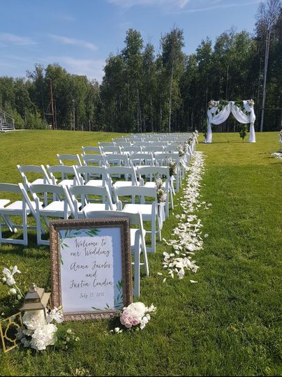 Birch Hill Ceremony