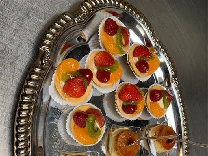 Tmx Fruit Tarts And Flan 51 729513 162030970190481 Woodbridge, VA wedding catering