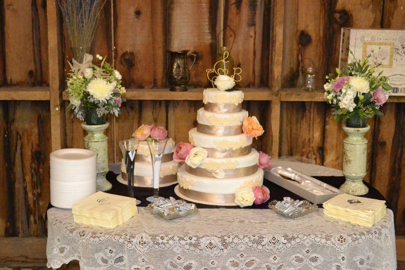 Wedding display