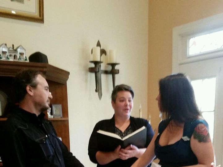 Tmx 1458027561355 During Wake Forest, NC wedding officiant