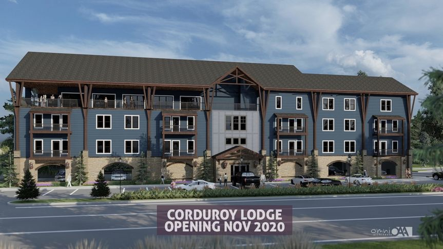 New Corduroy Lodge