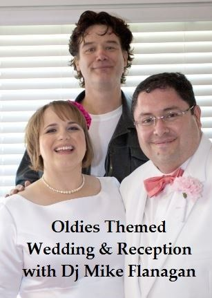 oldies wedding theme