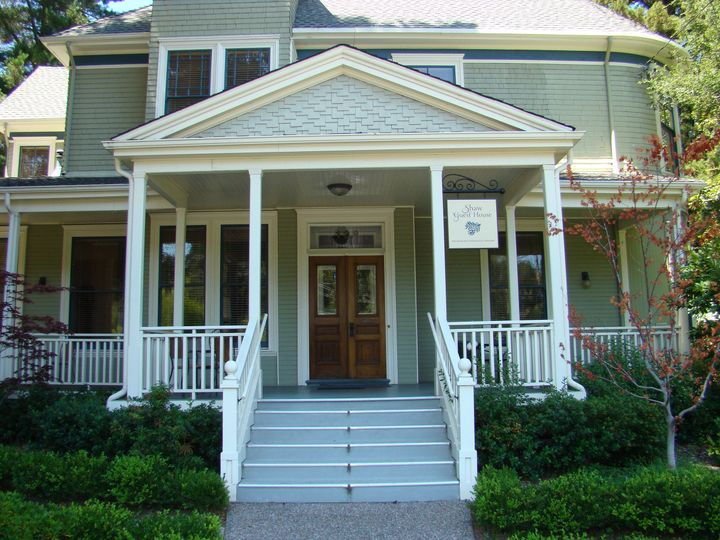 Shaw Guest House. Lodging up to 14 guests, receptions for 50 guests (rehearsal dinner, small...