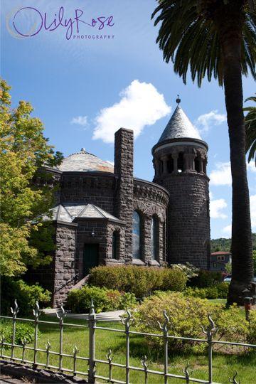 San Francisco Theological Seminary Venue San Anselmo