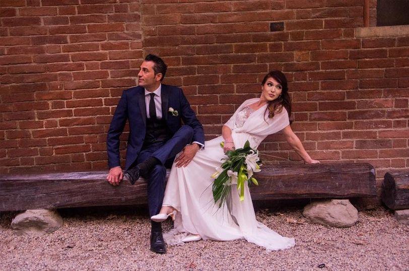 Alessia wedding