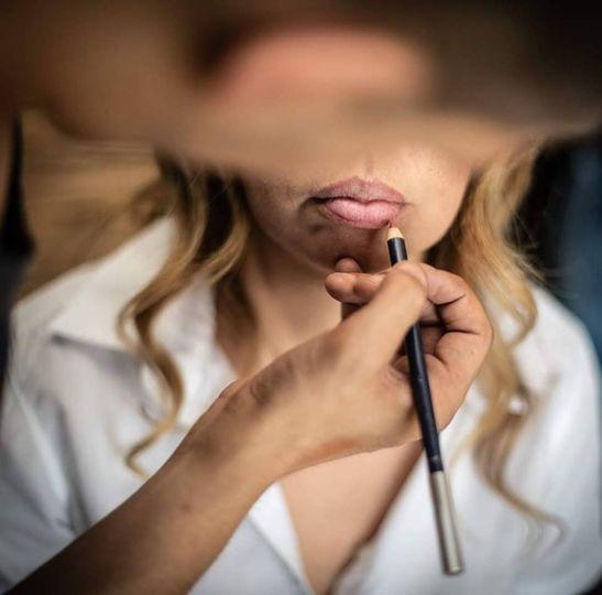 Francesca makeup