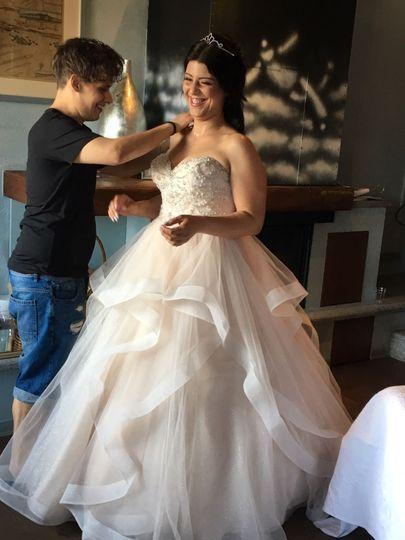 Sonya wedding