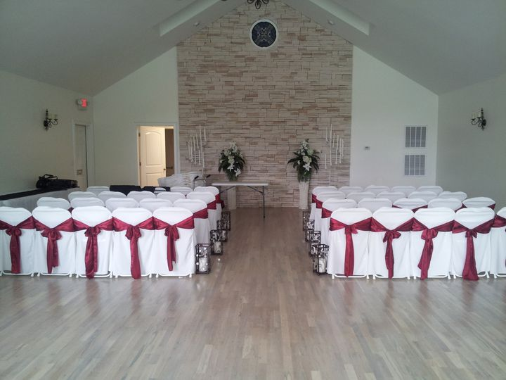 Skylight Wedding Chapel- Taylors, SC