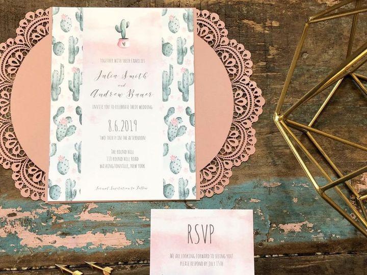 Tmx 1535827731 7bc0ba66ecb0fd12 1535827729 49dbc73432d0a6b4 1535827708289 8 Screen Shot 2018 0 Warwick, New York wedding invitation