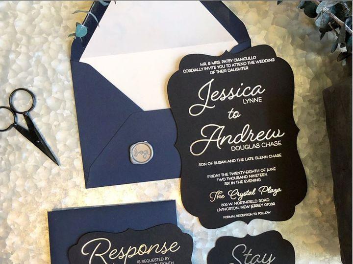 Tmx Screen Shot 2019 07 31 At 11 37 18 Pm 51 691613 1564630767 Warwick, New York wedding invitation