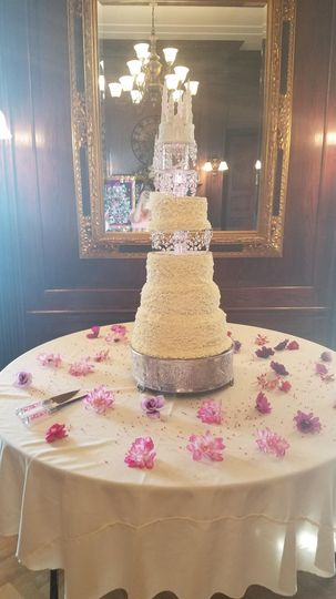 Tower Wedding