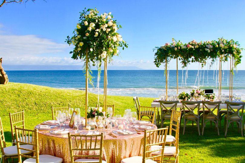 Wedding Gold Rose