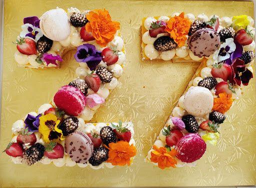 Torte Style Cake