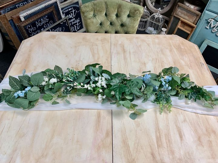 Faux Greenery Garlands