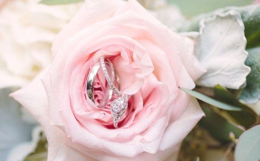 Lisa & John Wedding Ring