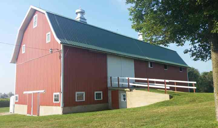 Happily Ever After Wedding Barn