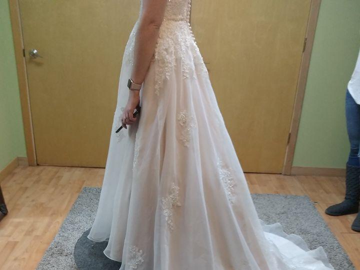 Tmx Img 20190208 171153 1 51 1883613 157860394458479 Madison, WI wedding dress