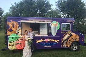 Sarah's Creamery Ice Cream Truck