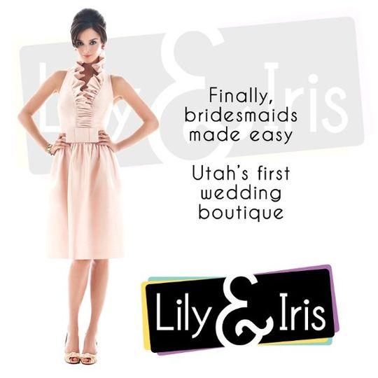 Lily & Iris