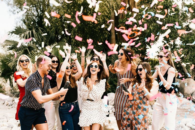 Palm Spring Bachelorett Party