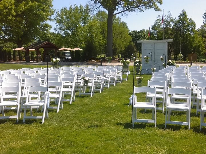 Tmx 1478275156360 Lawn Ceremony Akron, OH wedding venue