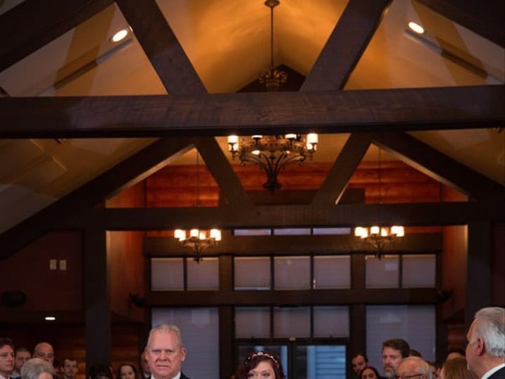 Tmx 6 Dad And Bride Walking At Firestone Lodge Wedding Ceremony 51 64613 Akron, OH wedding venue