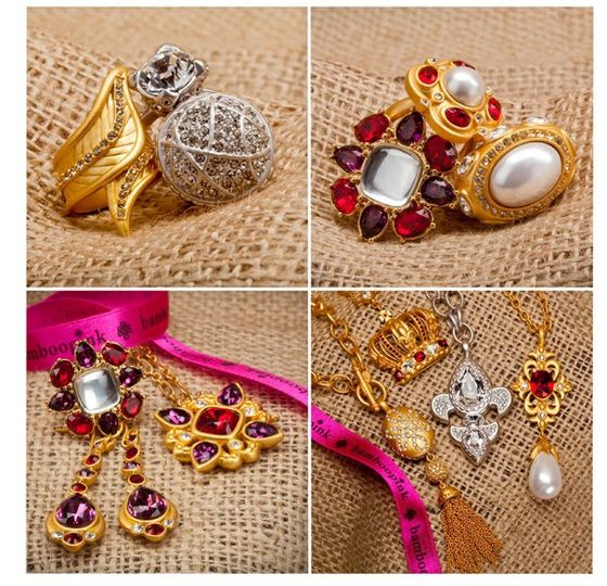 Couture jewelry at everyday prices.