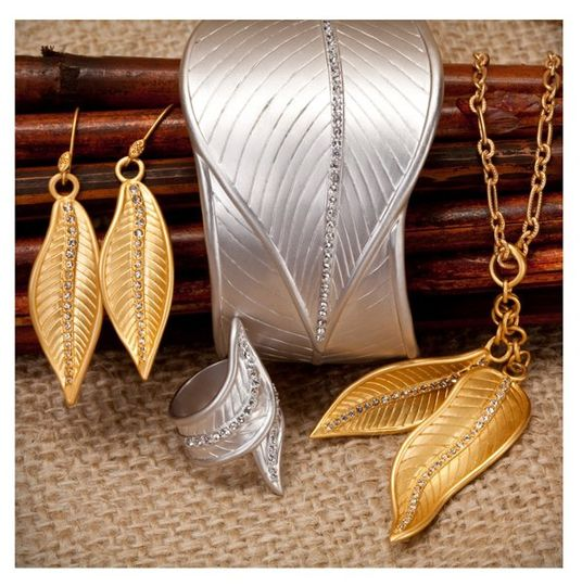 Designer jewelry at affordable prices.