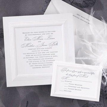 Tmx 1361501634543 CCletterpress Harrisburg wedding invitation